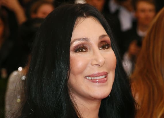 Cher posts disturbing photo of Trump