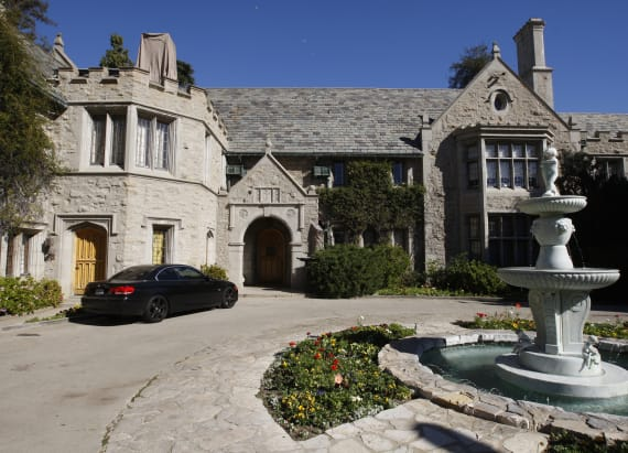 The Playboy Mansion officially sold for $100M
