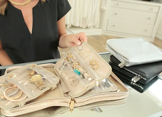 Must-have jewelry case for home & travel