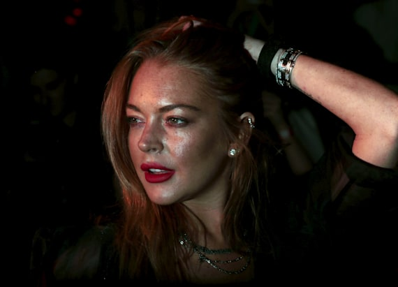 Lindsay Lohan demands $860K for Russian TV