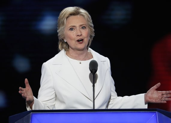 Clinton accused of plagiarizing a line in her speech