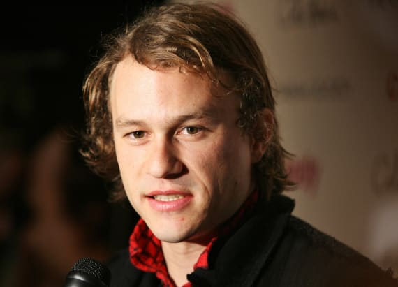 Heath Ledger's dad reveals his last words to family