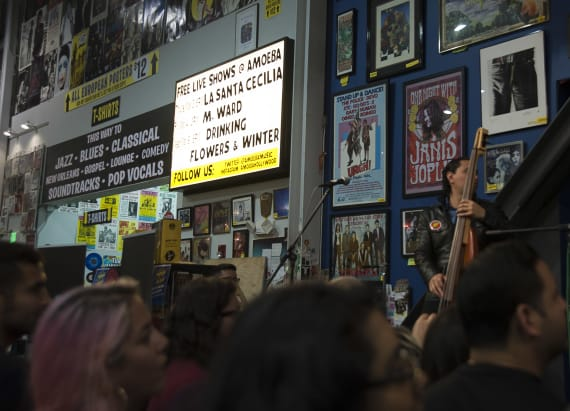 Amoeba Music's Berkeley record store to sell weed