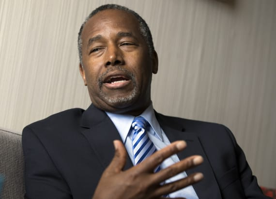 Carson: Candidates should release medical info