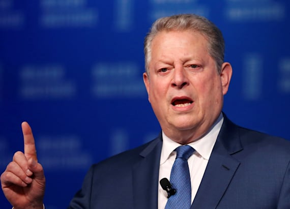 Al Gore will skip DNC, but endorses Hillary Clinton