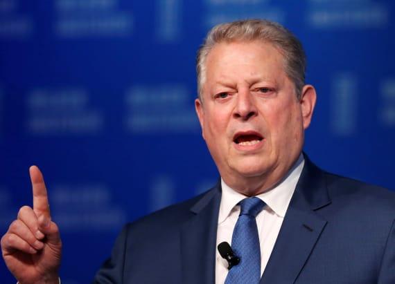 Al Gore will skip DNC, but endorses Hillary Clinton