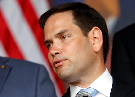 Marco Rubio opposes abortions for women with Zika