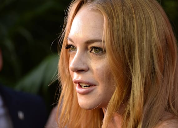 Lindsay Lohan speaks out on relationship drama