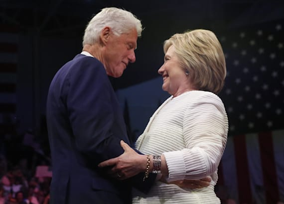 What would Bill be called if Hillary were elected?