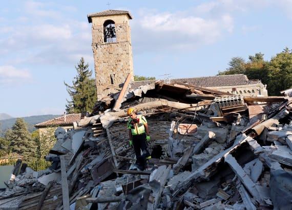 Devastating earthquake brings up legal questions