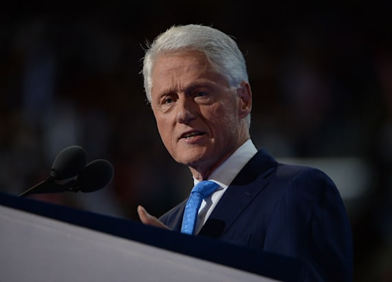 Bill Clinton boldly challenges Clinton critics
