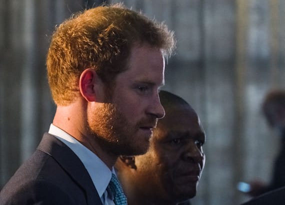 Prince Harry reveals big regret regarding Diana