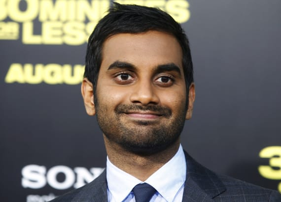 Aziz Ansari slams Donald Trump in op-ed
