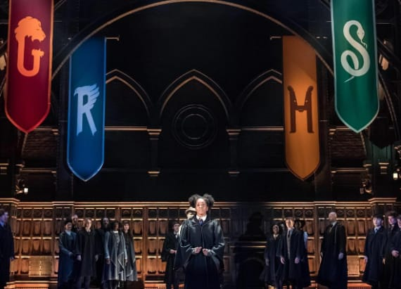 Harry Potter & the Cursed Child reviews are in