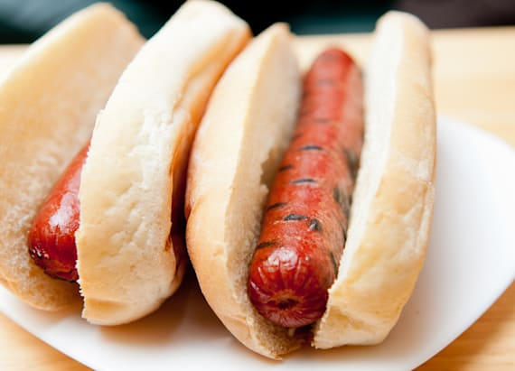 Merriam-Webster has contentious hot dog definition