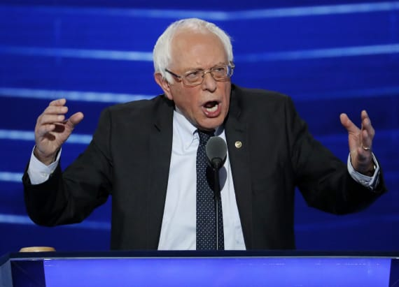 Sanders: Threshold to qualify for debates 'too high'