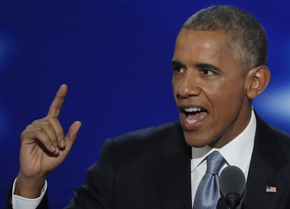 Obama lays out optimistic vision for future of US