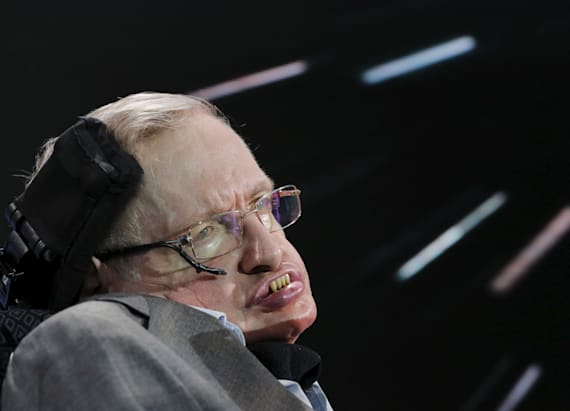 Hawking's space mission gets a huge breakthrough