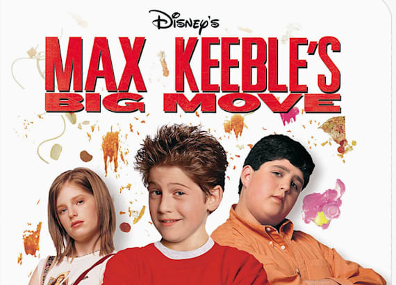Remember Max Keeble from 'Max Keeble's Big Move'?