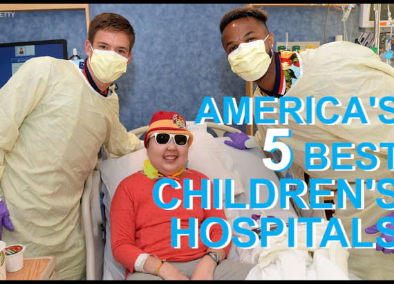 The 5 most amazing children's hospitals in America