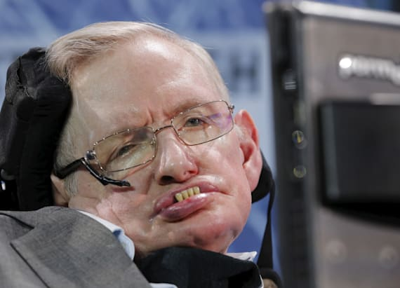 Stephen Hawking warns about threats facing humanity