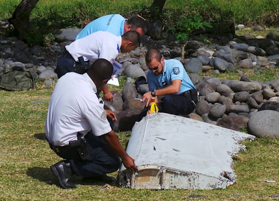 Wing part found in Tanzania 'likely' from MH370