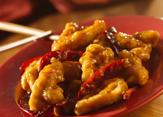 General Tso's chicken used to taste different