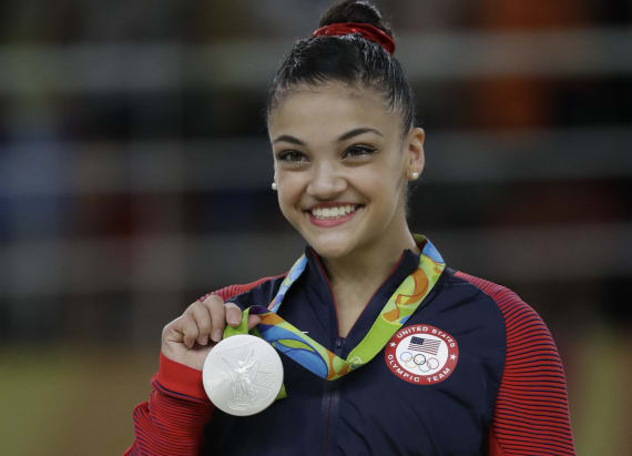 Olympic gymnast Laurie Hernandez joins 'DWTS'