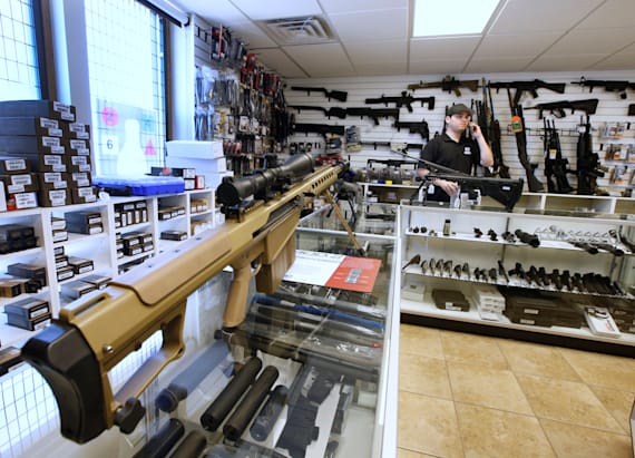 Poll: Voters divided on government role on guns