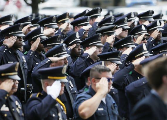 Dallas police job applications surge