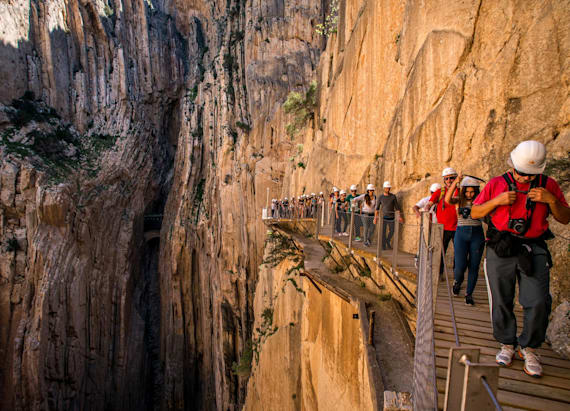 Don't look down: Spookiest travel destinations