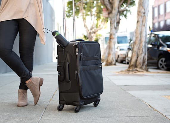 Luggage you have to see to believe