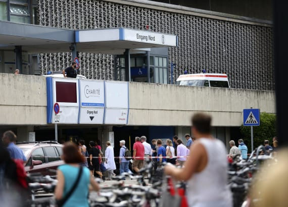 Patient shoots doctor in Berlin before kills himself