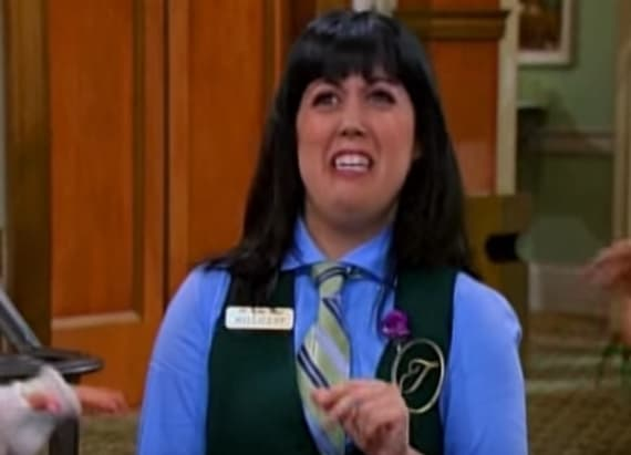 What Millicent from 'The Suite Life' looks like now