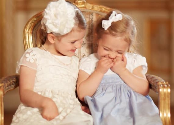 Sweden's princesses will make your heart melt