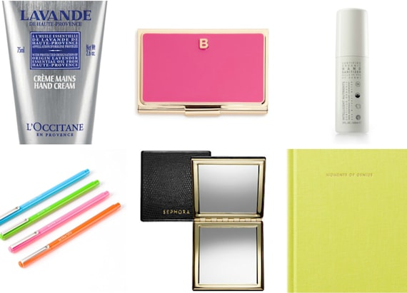 Every woman's top 10 must-have purse essentials