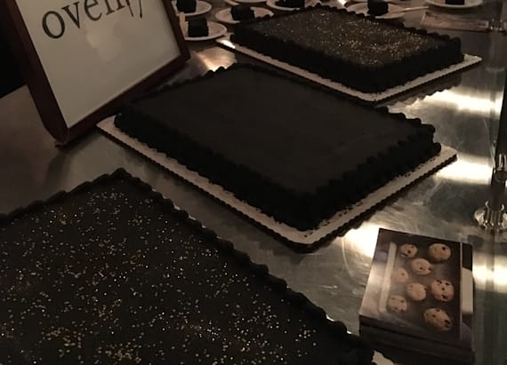 Decadent dessert stands out at NYC food fest