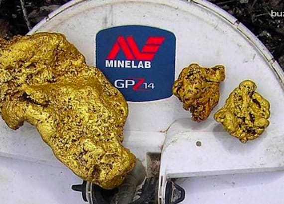 Golden nugget found in Australia worth huge amount