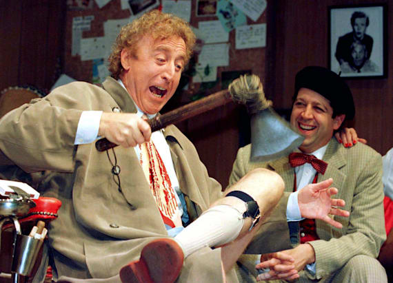 Gene Wilder's most memorable roles