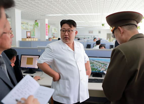 Watches off limits to North Korea's Kim Jong Un