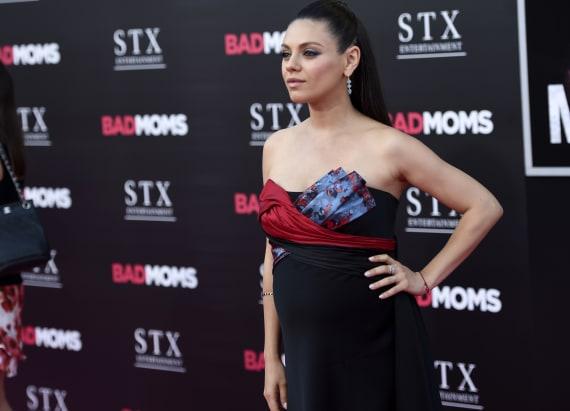 Surprising story behind Mila Kunis' wedding band