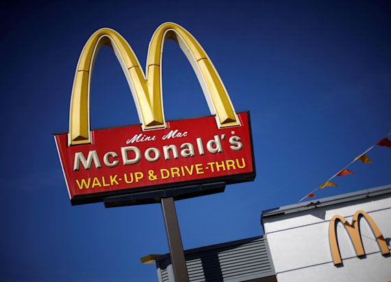 Women claim worms were found in McDonald's burgers