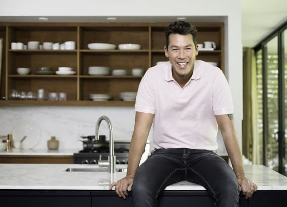 HGTV's David Bromstad talks luxury real estate and dream homes