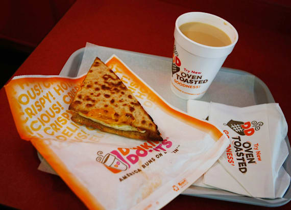 Dunkin' Donuts wants to build a better egg