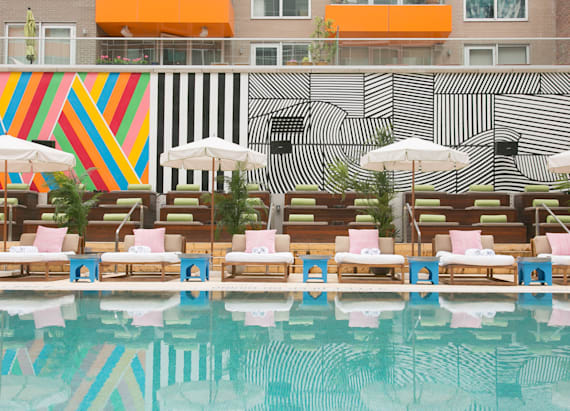 McCarren Hotel, your ultimate staycation destination