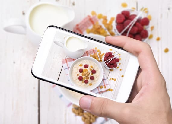 Real reason why you Instagram your food so much