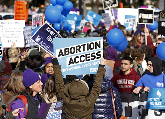 SCOTUS spurns abortion restrictions in two states