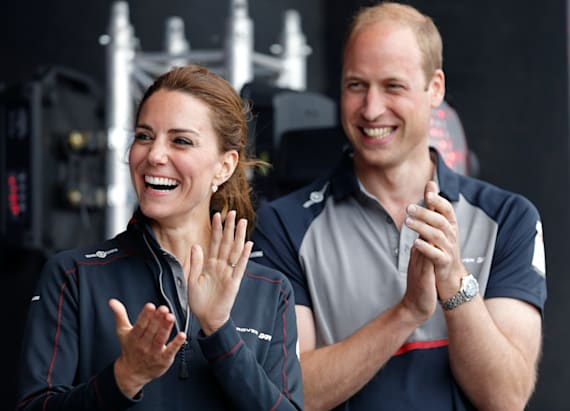 Kate Middleton rocks sporty look at regatta