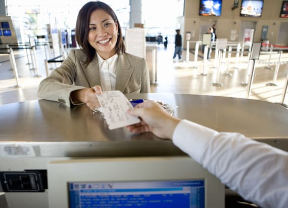 You should never post a photo of your boarding pass