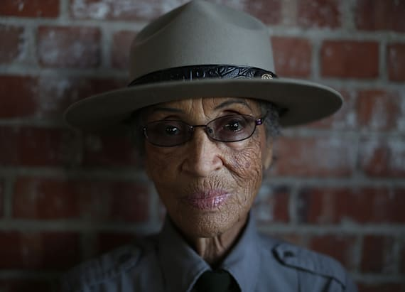 94-year-old park ranger never wants to retire